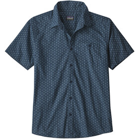 Patagonia Go To Shirt Herr space micro/stone blue